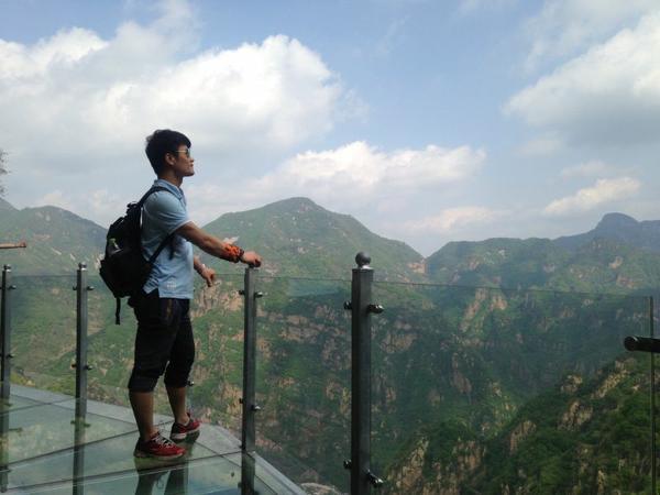 北京平谷天云山风景区旅游攻略,门票价格,费用路线,玻璃栈道,团购门票